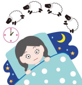 眠りの習慣