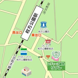 リブレイラストマップ